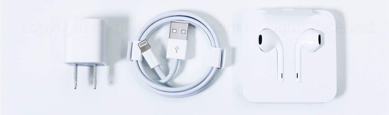 iPhone SE(2020)付属品レビュー03