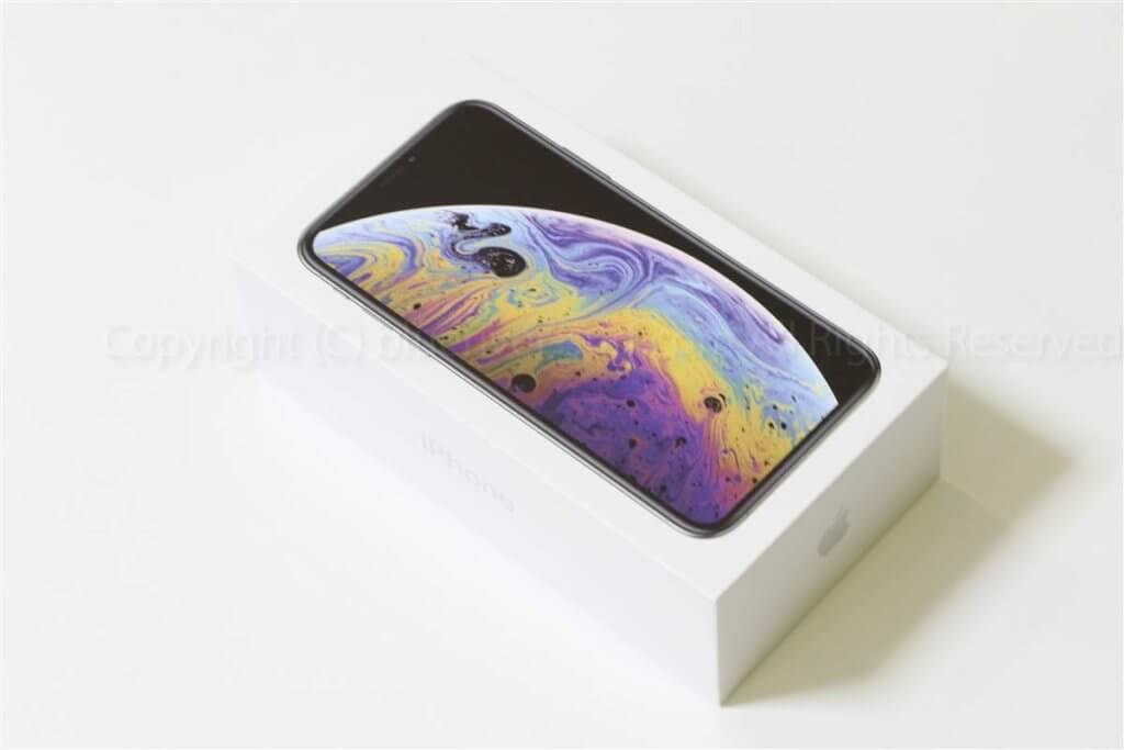 iPhone XSレビュー01