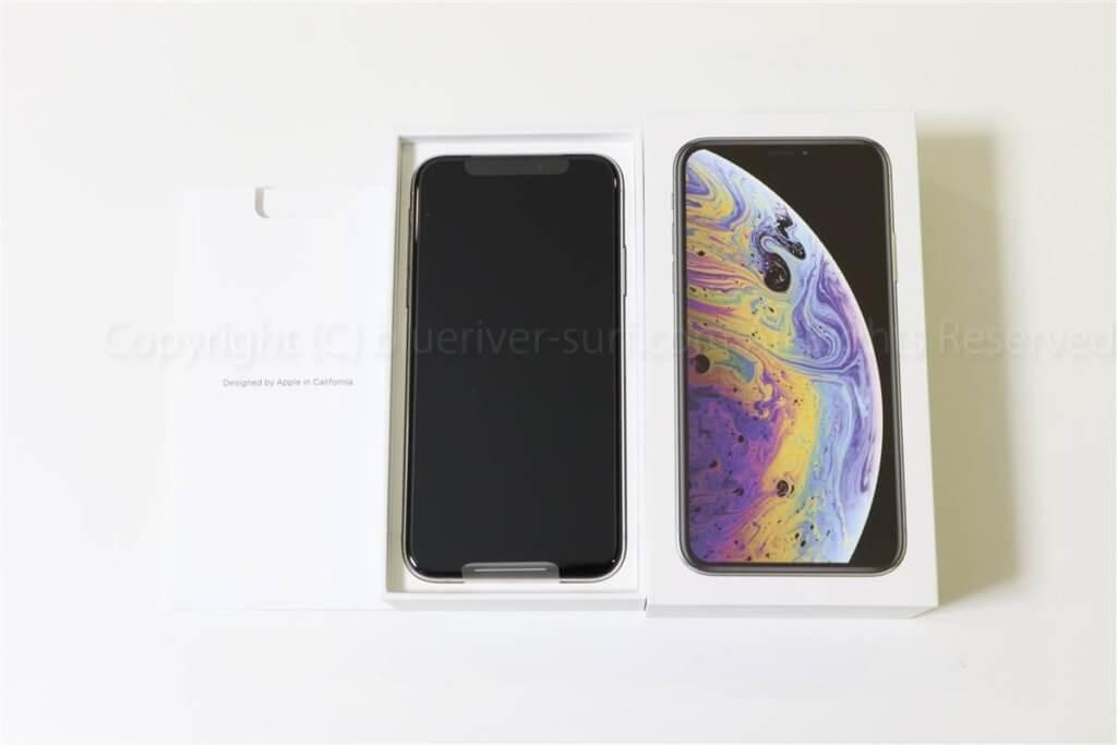 iPhone XSレビュー02