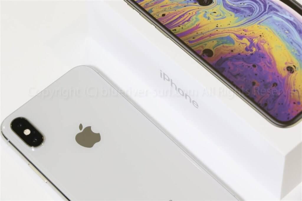 iPhone XSレビュー09