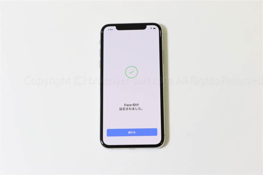 iPhone XS初期設定・データ移行12