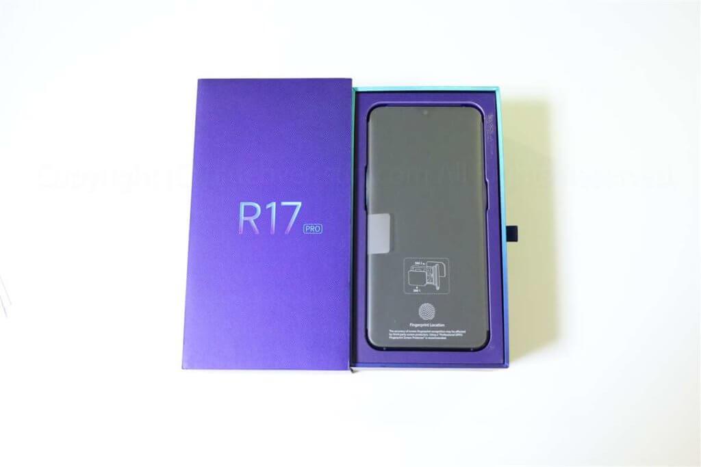 OPPO-R17-Pro開封レビュー01