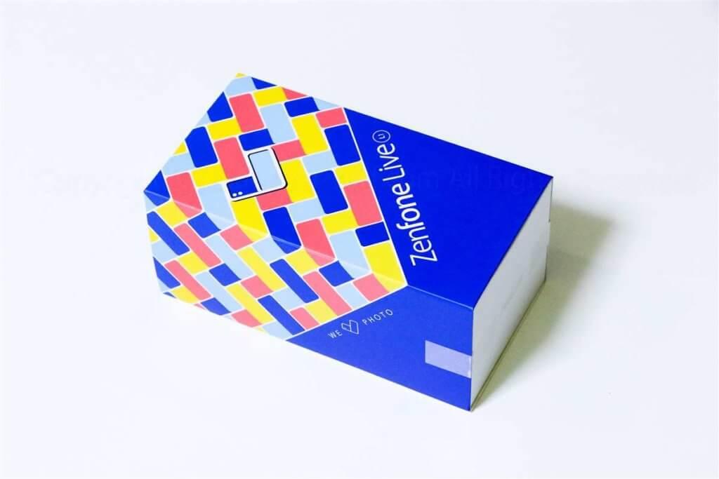 ZenFone-Live-L1-パッケージ