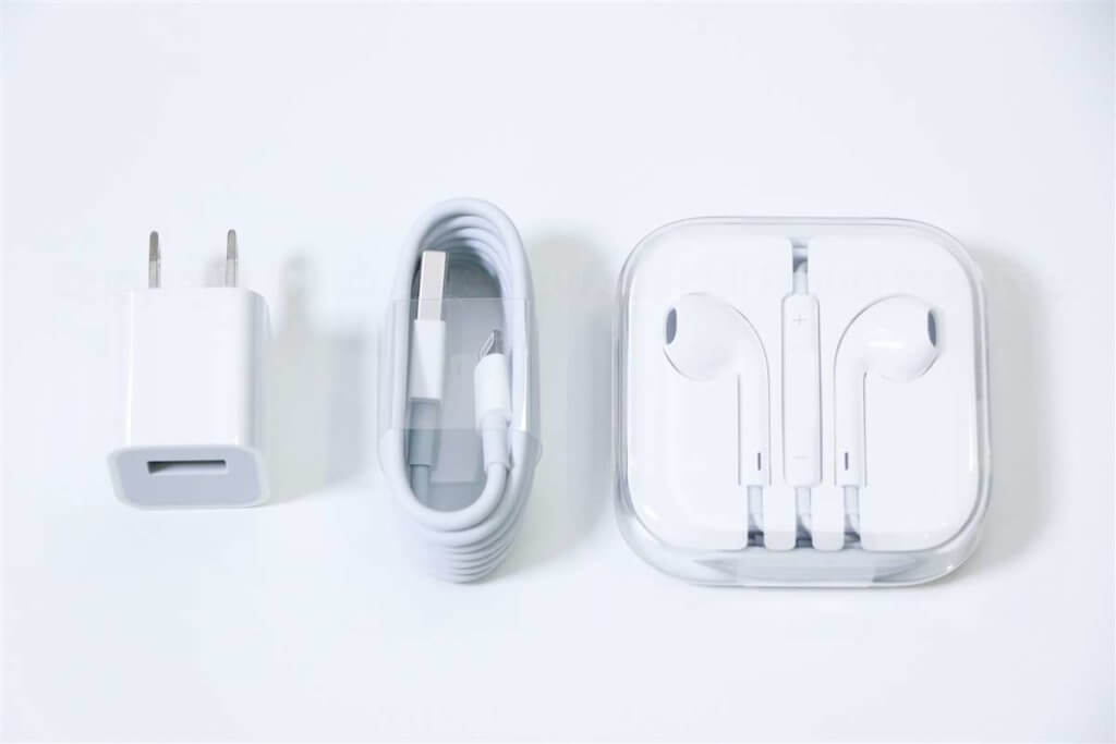 iPhone 6s 付属品レビュー01