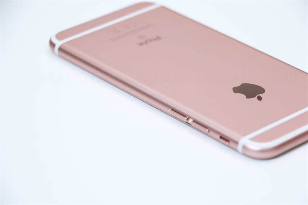 iPhone 6s 実機レビュー06