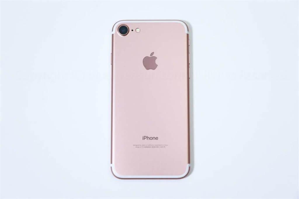 iPhone 7 実機レビュー01