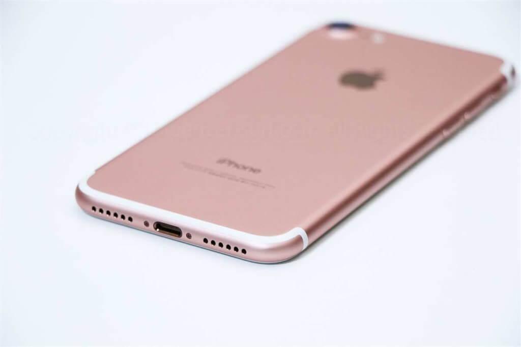 iPhone 7 実機レビュー03