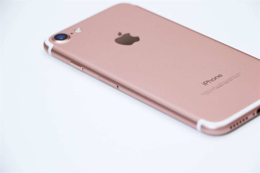 iPhone 7 実機レビュー04