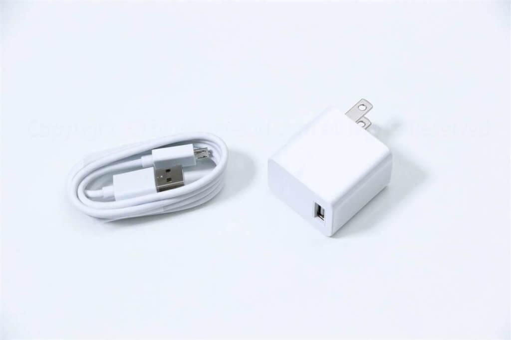 ZenFone MAX Pro M1充電器