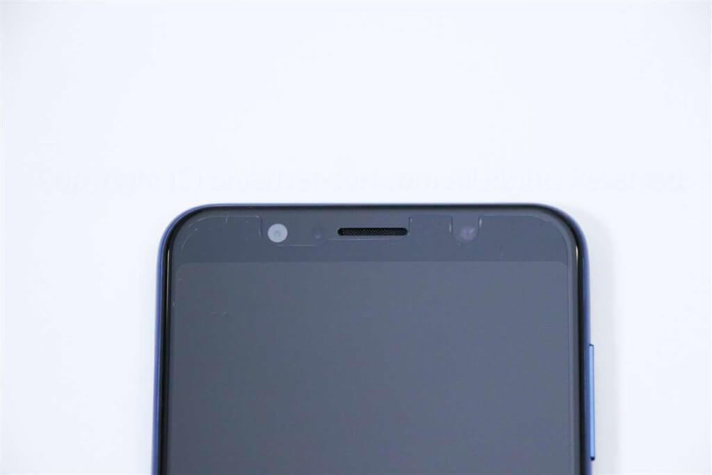 ZenFone MAX Pro M1専用保護フィルムレビュー03