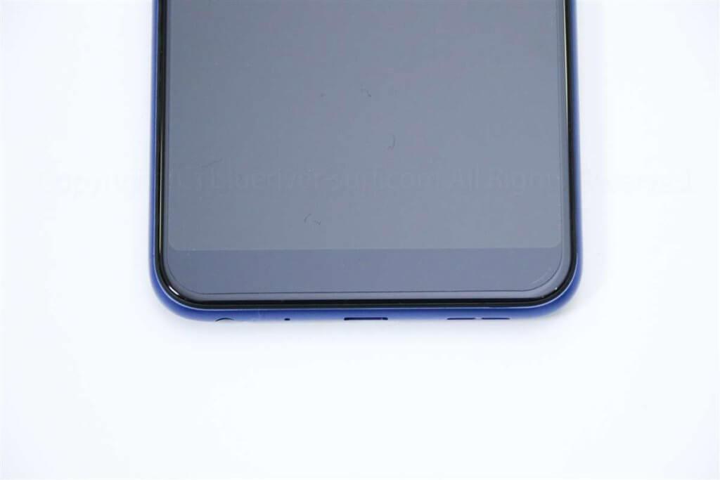 ZenFone MAX Pro M1専用保護フィルムレビュー04