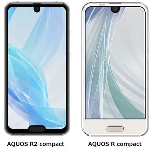 AQUOS-R2-compact_AQUOS-R-compact_比較1