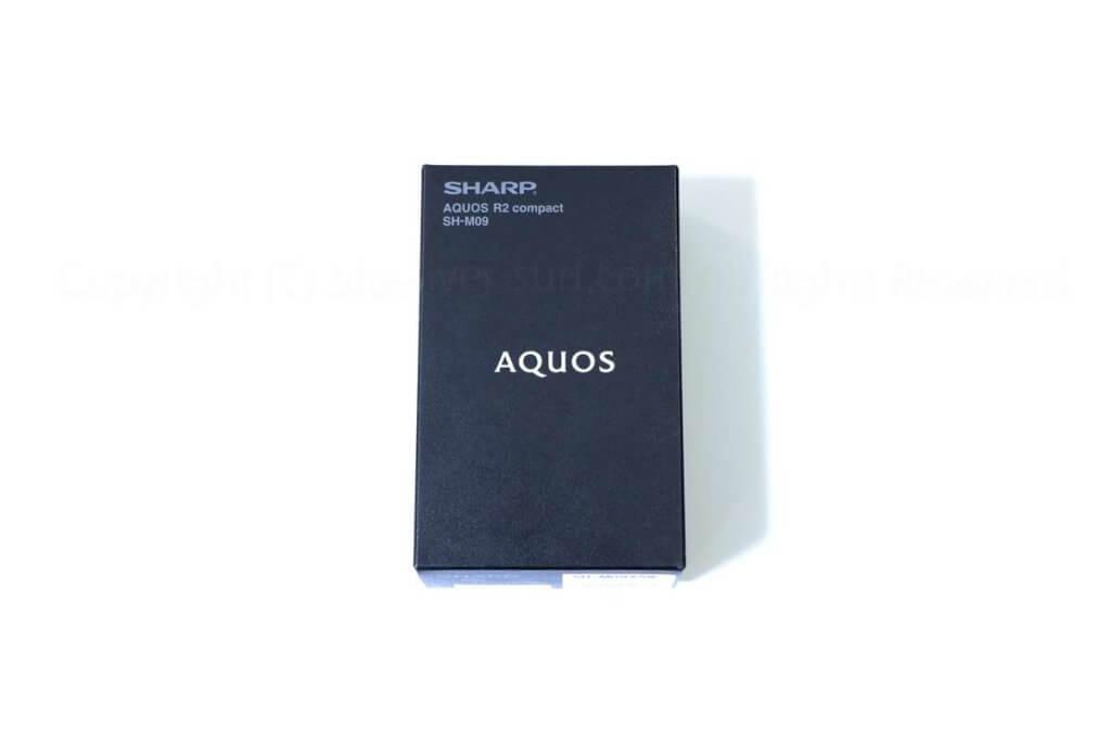 AQUOS R2 Compact レビュー01