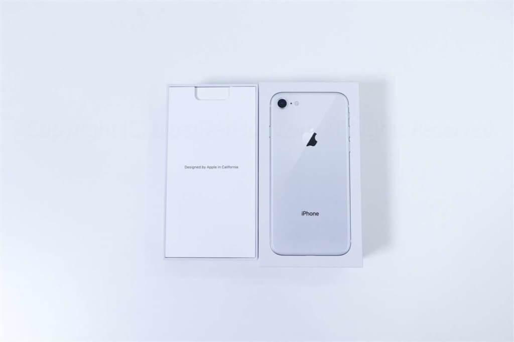 iPhone 8 開封レビュー
