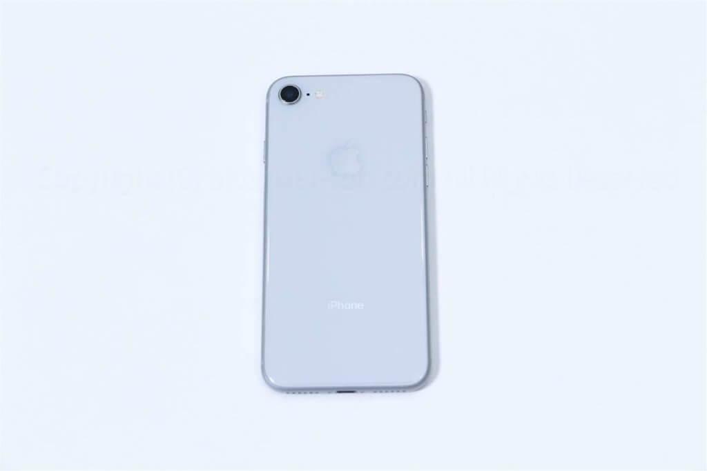 iPhone 8 レビュー02