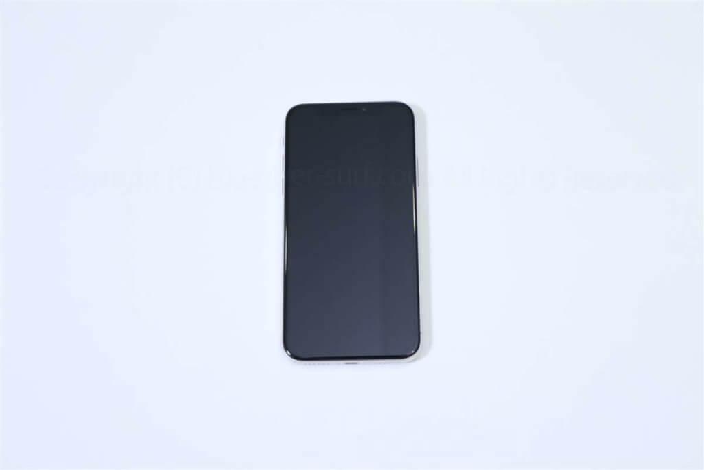iPhone X レビュー01