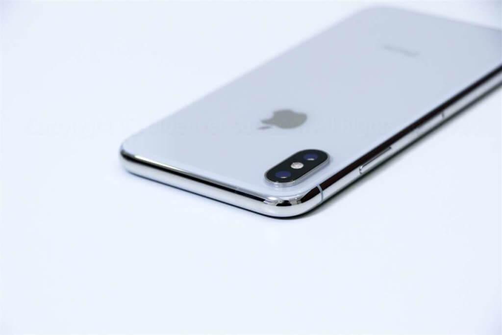 iPhone X レビュー04