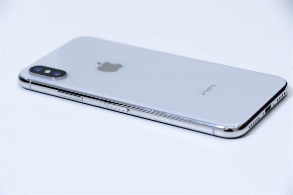 iPhone X レビュー05
