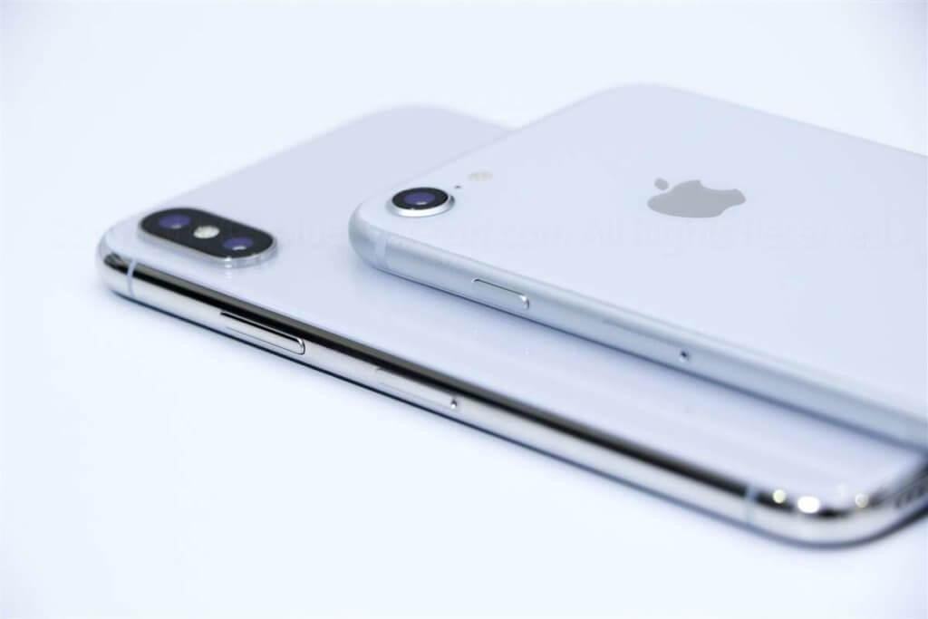 iPhone X & iPhone 8 比較02