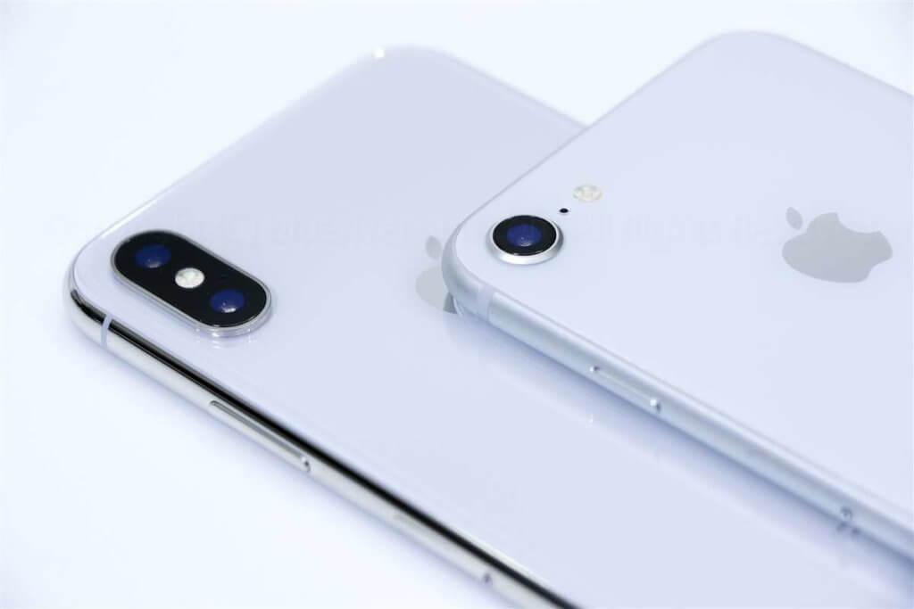 iPhone X & iPhone 8 比較03