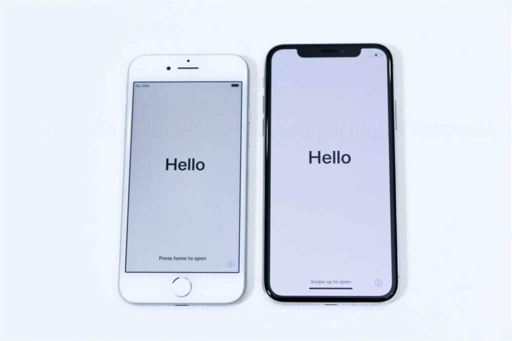 iPhone X & iPhone 8 比較05