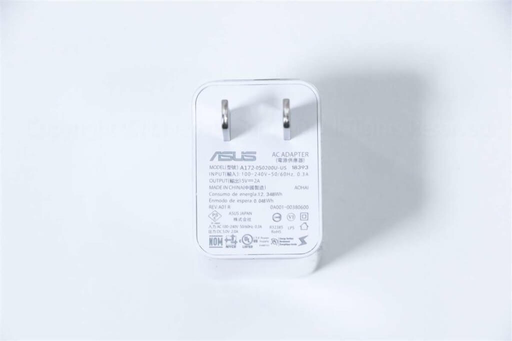 ZenFone Max M2充電器