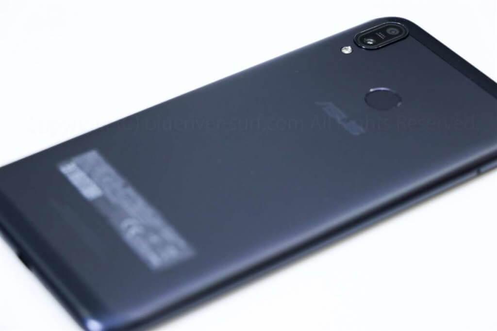ZenFone Max M2レビュー02