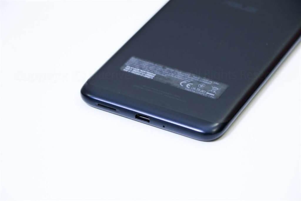 ZenFone Max M2レビュー04