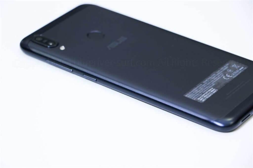 ZenFone Max M2レビュー07