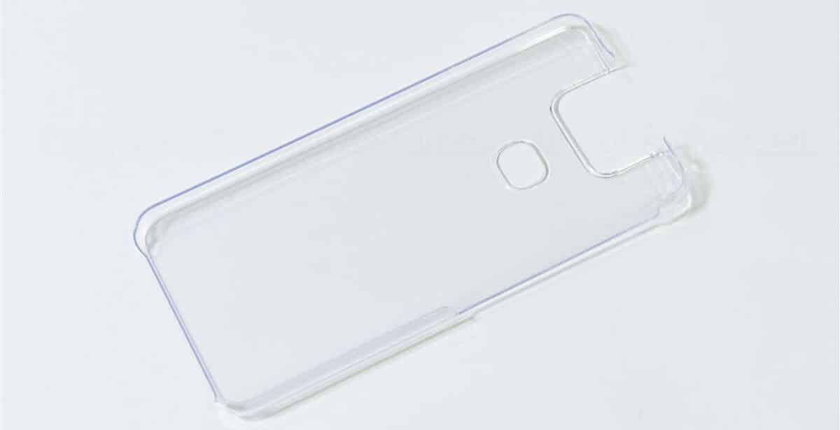 ZenFone 6 専用クリアケース
