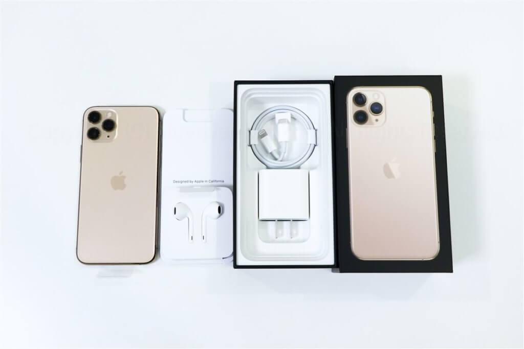 iPhone 11 Pro開封レビュー01