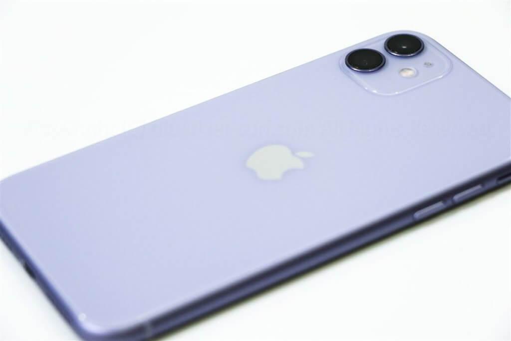 iPhone 11レビュー02