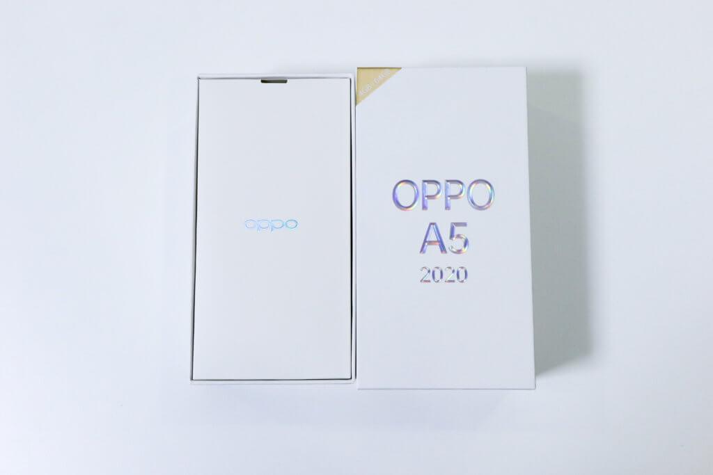 OPPO A5 2020パッケージ03