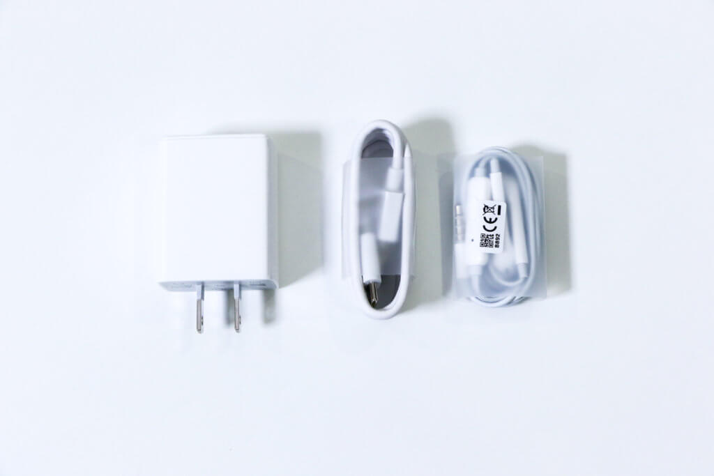 OPPO A5 2020付属品01