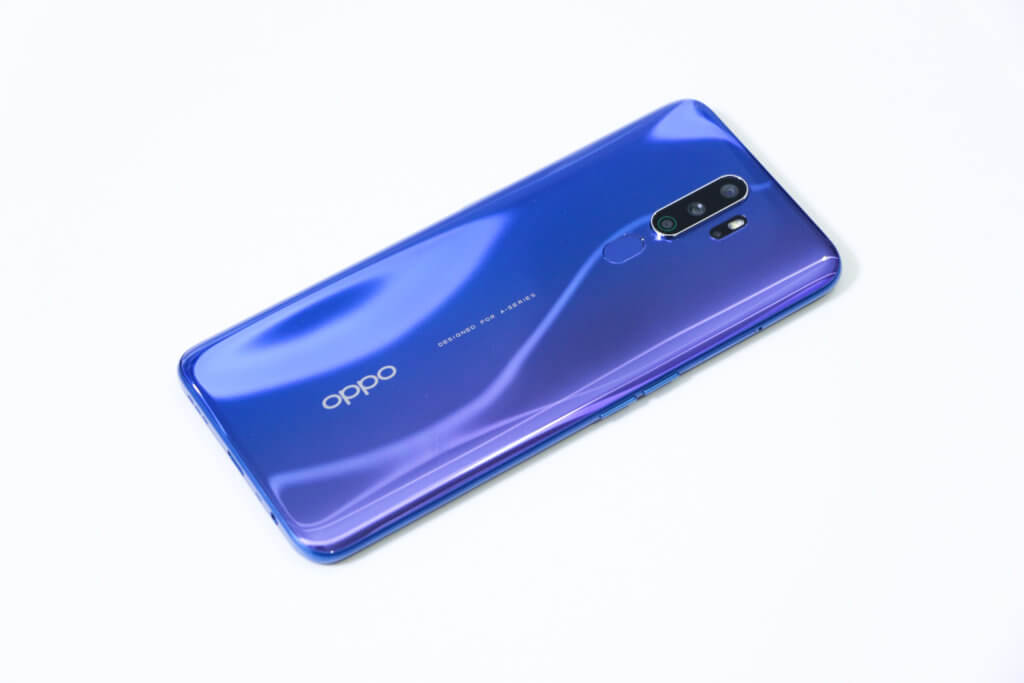 OPPO A5 2020外観レビュー02