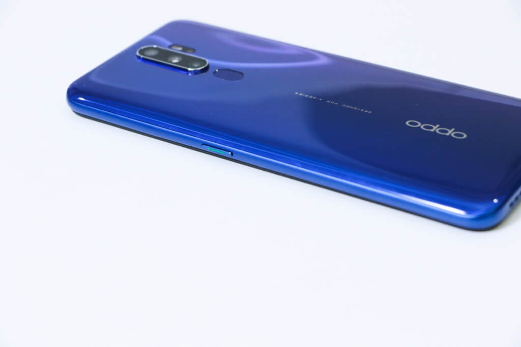 OPPO A5 2020外観レビュー05