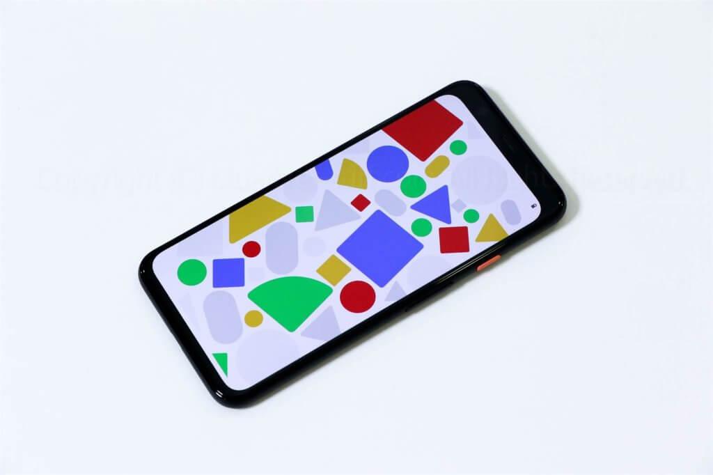 Pixel 4 レビュー02