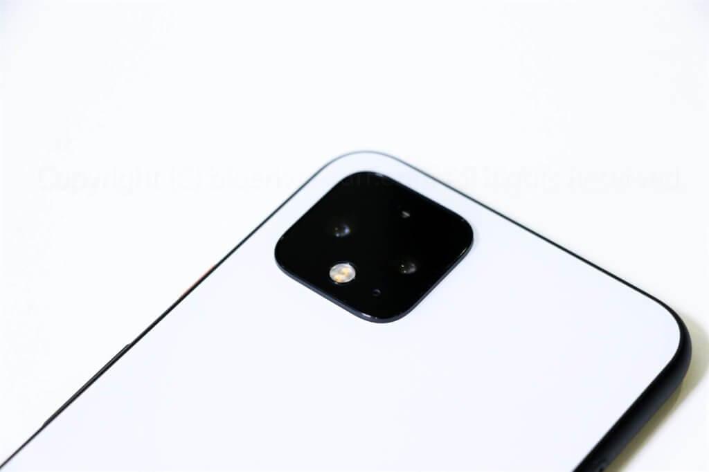 Pixel 4 レビュー10